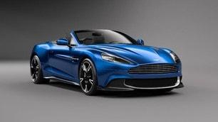 Aston Martin Vanquish S Volante: foto
