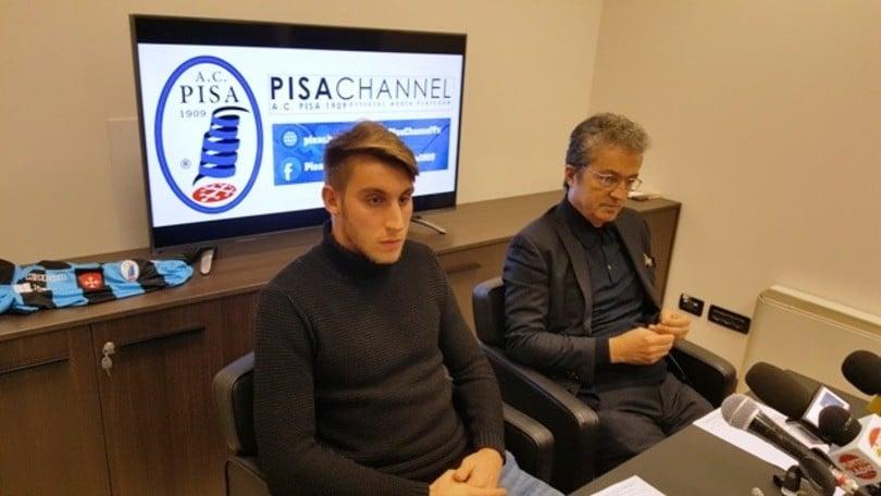 Calciomercato Pisa, dall'Inter preso Zonta