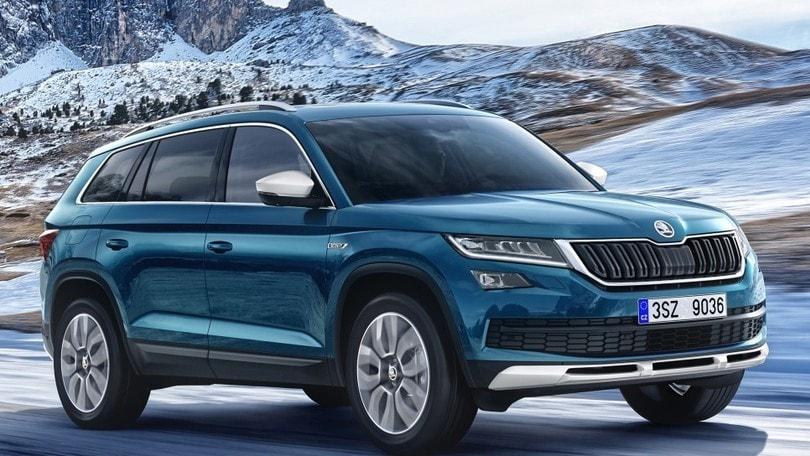 Skoda Kodiaq Scout e Sportline, il SUV boemo si sdoppia