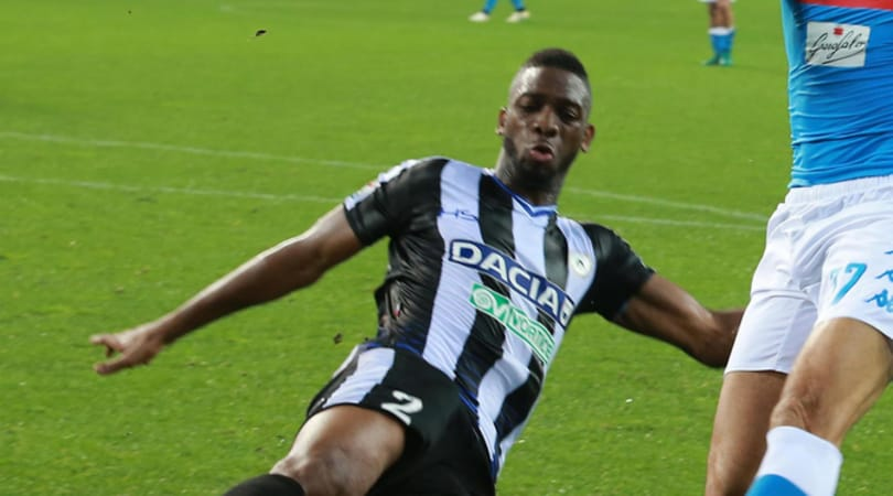 Calciomercato Premier: Wague dall'Udinese al Leicester