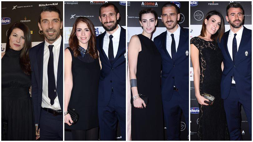 Juventus: Barzagli, Bonucci e Chiellini: la BBC al Gran Galà del calcio