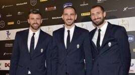 Quanta Juventus al Gran Galà del Calcio! Guarda le foto