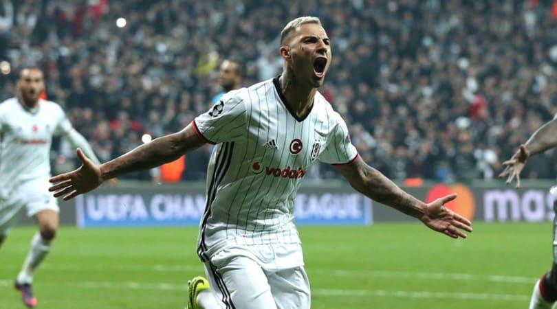 Europa League, Besiktas-Lione: rimonta turca a 2,75