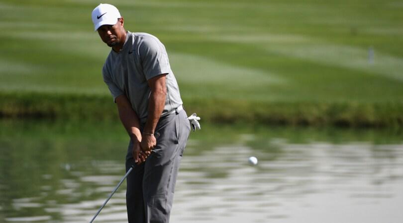 Golf, Eurotour: Tiger Woods al Dubai Desert Classic