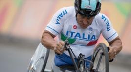 Tokyo 2020, Zanardi: «Alle Paralimpiadi solo se il fisico regge»