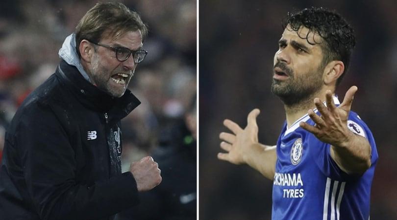 Premier League Liverpool, Klopp: «Io e Diego Costa mai amici»