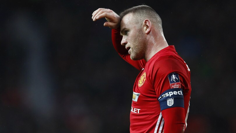 Rooney giura fedeltà al Manchester United: