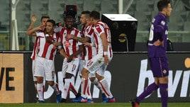 Serie A, Pescara-Fiorentina 1-2: doppietta di Tello