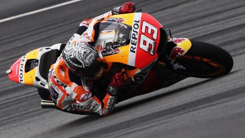 MotoGp, Marquez: «Prima mi criticavano, ora sono aggressivi come me»