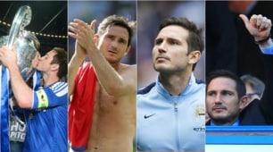 Il ritiro dal calcio di Frank Lampard