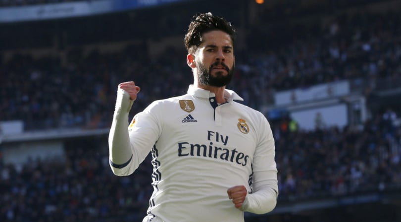 Serie A, guarda in Spagna: «Rinnovo Isco-Real a un punto morto»