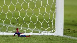Camerun-Ghana, anche Spider-Man scende in campo