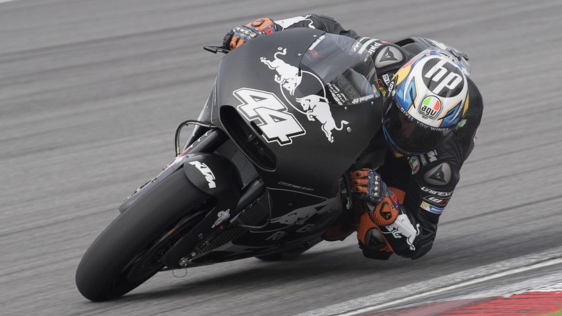 MotoGp Red Bull KTM, Espargarò: «Buon test, ora in Australia»