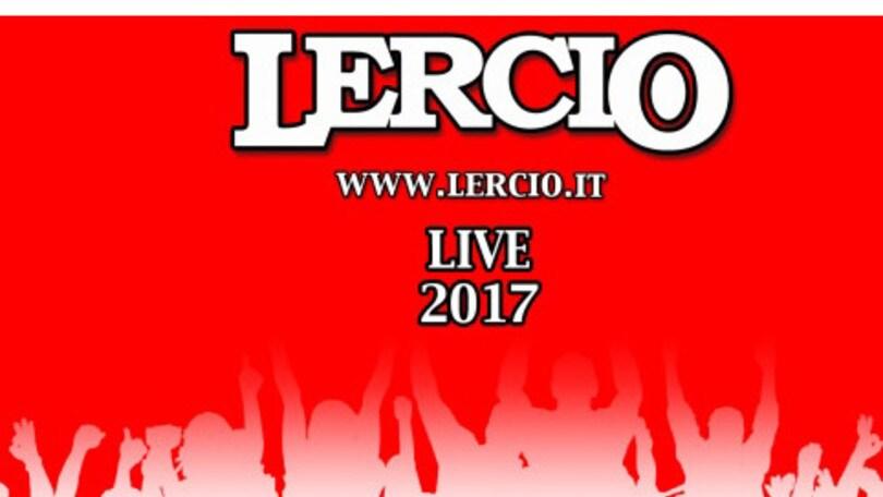 Lercio live per Amatrice