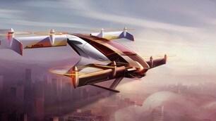 Airbus lancia la sfida: droni-taxi nelle grandi città