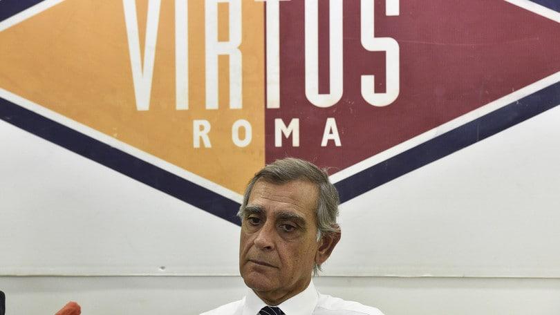 Virtus Roma, colpo di scena: iscritta al campionato di serie A