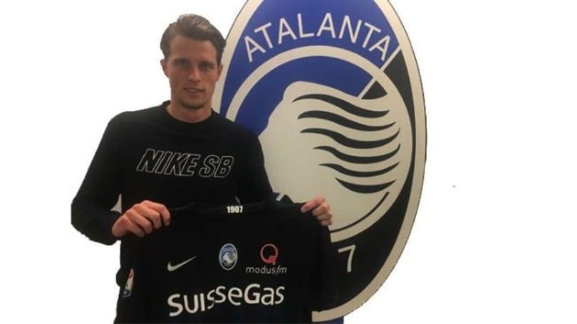Calciomercato, Hateboer: «Davvero felice di essere all'Atalanta»