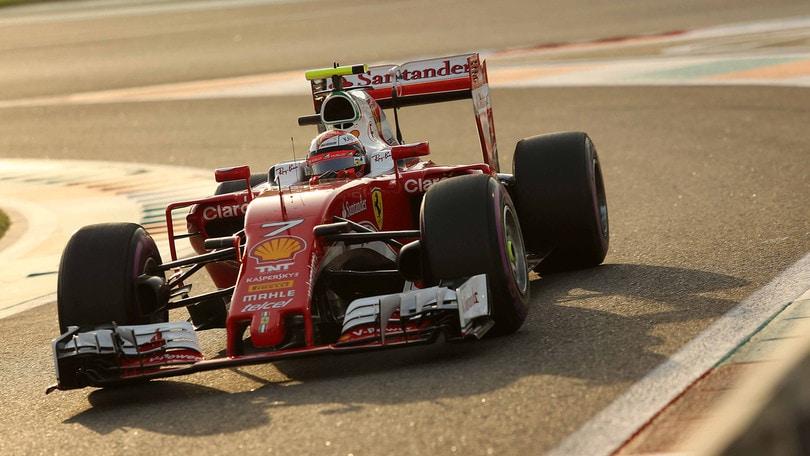 F1, anche Raikkonen nei test Ferrari a Fiorano