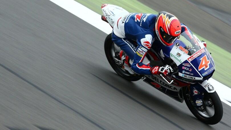 Moto3, il team Gresini punta al titolo