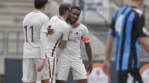 La Roma Primavera travolge il Pisa 8-1: in gol anche Gerson