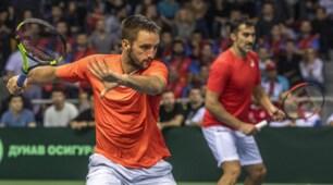 Tennis, la Serbia batte la Russia e conquista i quarti di Coppa Davis