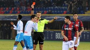Bologna-Napoli 1-7: Hamsik e Mertens offrono spettacolo