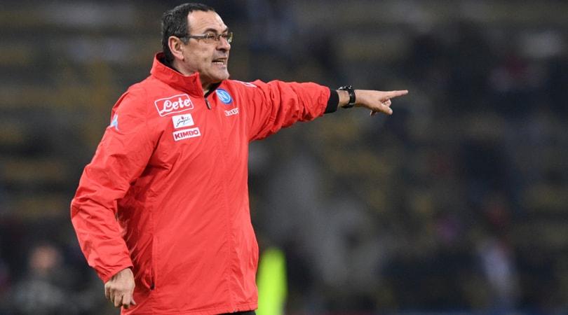Napoli, Sarri: «Gabbiadini? Meglio non mi abbia ringraziato»
