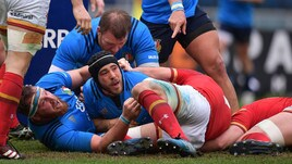 Sei Nazioni, Italia-Galles 7-33, azzurri ko a testa alta