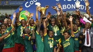 Coppa d'Africa, che trionfo per il Camerun: Egitto ko all'88'