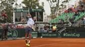Coppa Davis, Argentina-Italia 2-2: Lorenzi battuto da Berlocq