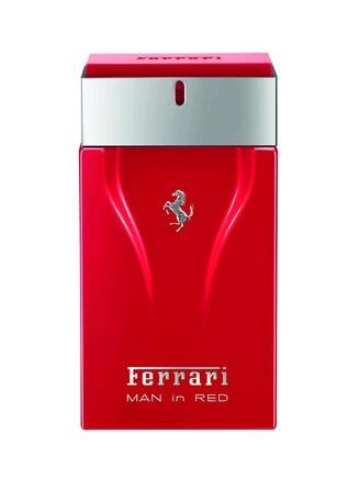 Rosso passionecon Ferrari Man In Red