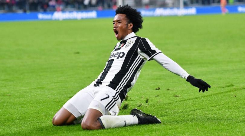 Juventus, Cuadrado: «Più del modulo conta il sacrificio per la squadra»