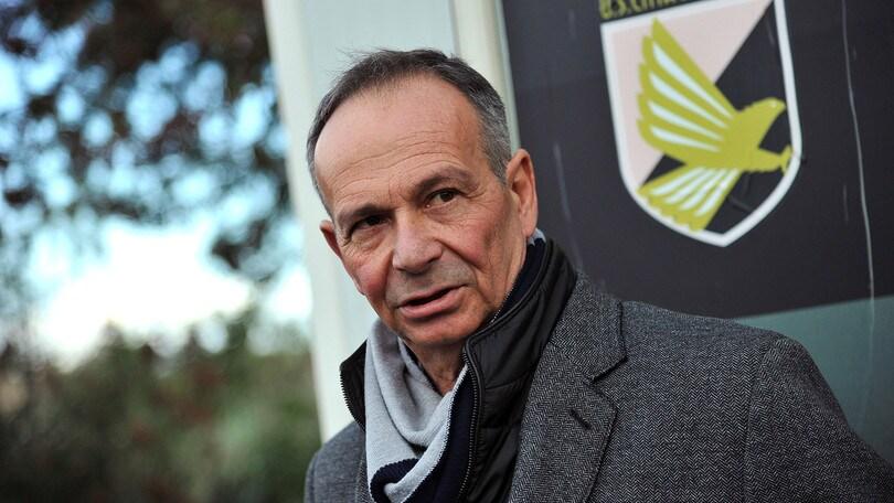 Serie A Palermo, Salerno: «Nestorovski? Rapinatore d'area di rigore»