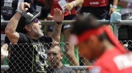 Coppa Davis, Maradona non basta: con Fognini l'Italia vola ai quarti