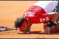 Coppa Davis, Fognini in rimonta su Pella: l'Italia è ai quarti