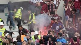 Bomba carta al derby, l'ultrà juventino condannato a 2 anni e 8 mesi