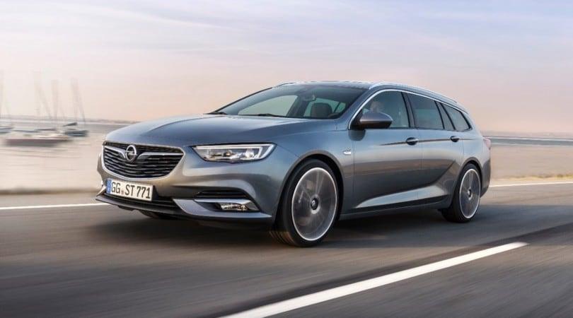 Opel Insignia Sport Tourer, l'ammiraglia station punta in alto