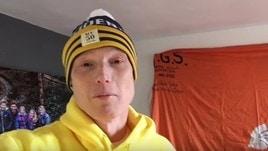 Bas Van de Goor: un video di speranza  ai tifosi di Modena