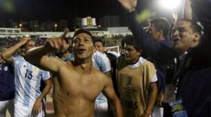 L'Atletico Tucuman trionfa con la maglia dell'Argentina e supera il turno!
