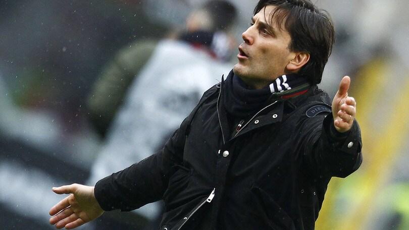 Serie A, Bologna-Milan: il 50% scommette su Montella