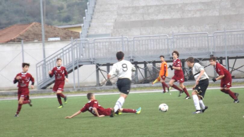 Frosinone: all'Aldo Moro i primi tre punti. Campo Coni ko 4-1