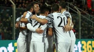 Serie A, Crotone-Juventus 0-2: Allegri vola a +7 sulla Roma