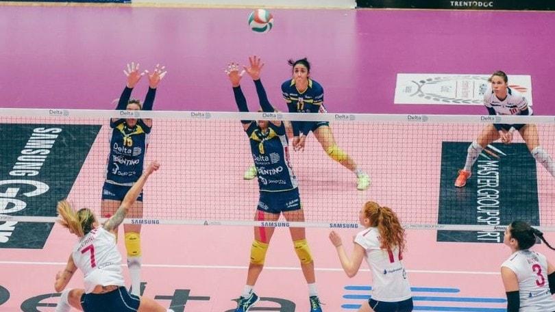 Volley: Coppa Italia A2 Femminile, vincono Pesaro e Filottrano