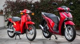 Honda, l'evoluzione dell'SH<br />
