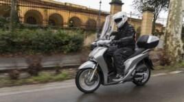 """Honda SH 125/150: in sella al """"re"""" rinnovato"""