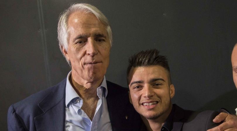 Coni, l'olimpionico Fabio Basile premiato col Collare d'oro