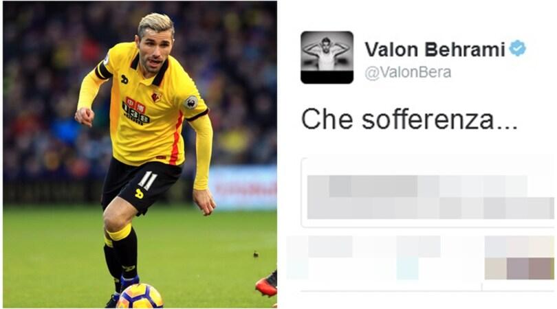 Behrami disprezza Sanremo: «Che sofferenza…»
