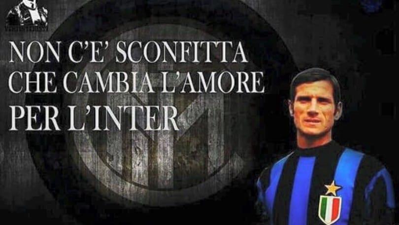Polemica Juve, Zanetti: «Sconfitte? L'amore per l'Inter resta»