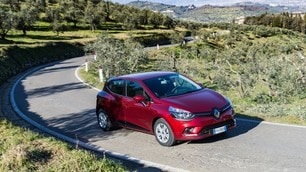 Renault Clio 0.9 TCe GPL: foto