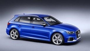 Audi RS3 Sportback: foto